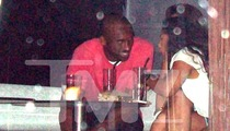 Kobe Bryant -- Double-Teamed in Spanish Nightclub