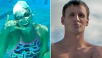"The USA Olympic Swim Team Does ""Call Me Maybe"" Video!"