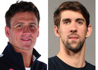Ryan Lochte vs. Michael Phelps -- Who'd You R