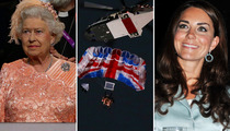 Olympics Opening Ceremony: Parachuting Queen, Voldemort & More!