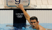 Michael Phelps Loses to Ryan Lochte