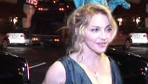 Madonna -- Swastika Backlash Fueled Paris Riot
