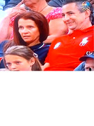Viral Video: Olympic Gymnast&#039;s Parents Freak Out!