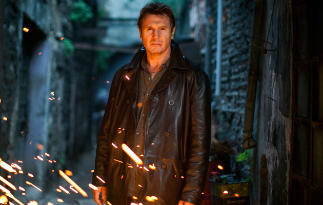 "Liam Neeson Returns For ""Taken 2"""