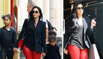 Vanessa Bryant Arrives in London -- Let the Shopping Begin!