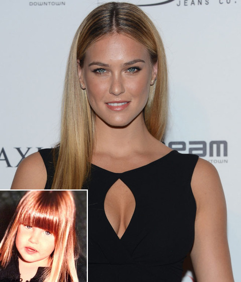 It's Bar Refaeli!