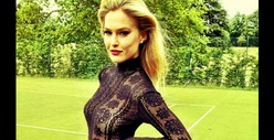 Bar Refaeli -- The Hottest Stocking Stuffer Ever!
