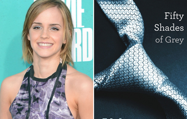 "Emma Watson Speaks -- Is She Doing ""Fifty Shades of Grey"" Flick?"