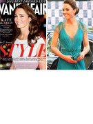 Kate Middleton Tops Vanity Fair's Best Dressed List -- With Morley Safer?