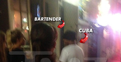 Cuba Gooding Jr. -- Screaming Match Continued Outside Bar