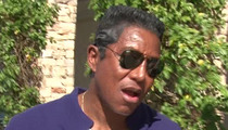 Jermaine Jackson FLIP-FLOPS -- I'm Backing Off the Estate