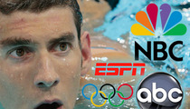 Michael Phelps -- WANTED for New Olympic Gig