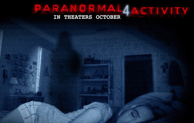 """Paranormal Activity 4"" -- Watch Full Length Trailer Now!"