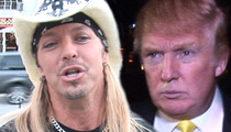Bret Michaels -- Trump Asked Me to Do 'Celeb Apprentice All-Stars'