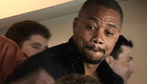 Cuba Gooding Jr. -- Female Bartender DROPS Battery Charges