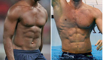 Olympic Abs -- Chest in Show!