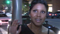 Toni Braxton -- Sued Over $57,000 TV Poster SNAFU