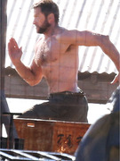 "First Photos: Shirtless Hugh Jackman on ""The Wolverine"" Set!"