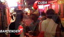 Cuba Gooding Jr. RIPS Bartender in Fight Video -- 'She's Racist!'