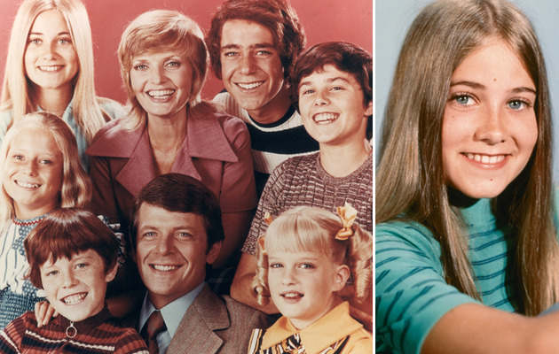 """The Brady Bunch"" Cast -- Now & Then!"