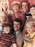 &quot;The Brady Bunch&quot; Cast -- Now &amp; Then!