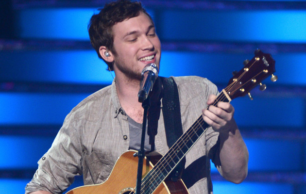 Phillip Phillips Gets Big Olympic Boost!