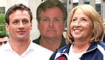Ryan Lochte -- Parents Swimming in Debt, Facing Foreclosure