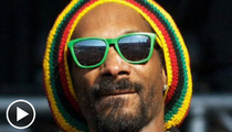 Snoop Dogg -- Peace Out Gangstas ... Hello RASTAS!!