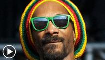 Snoop Dogg -- Peace Out Gangstas ... Hello RASTAS!!