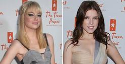 Emma Stone vs. Anna Kendrick: Who&#039;d You Rather?