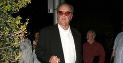 Jack Nicholson -- Do You Have the Balls to Tell Him His Fly Is Open?