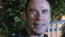 John Travolta -- Denies Sexually Assaulting Cruise Ship Worker