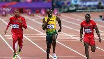 Usain Bolt Ran Fast ... But Was it Fast Enough?