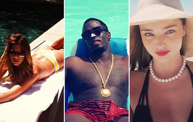 2012 Summer Bods: Daisy Fuentes, Miranda Kerr & More!