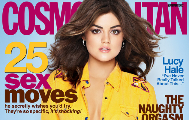 Lucy Hale: I Would Go Days Without Eating