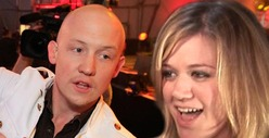 Kelly Clarkson &amp; The Fray -- Throw Down $$$ to Help Injured Stagehand