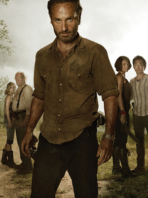 """The Walking Dead"" -- See New Promo Pic of Entire Cast!"