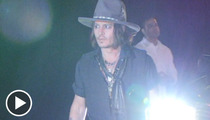 Johnny Depp and Aerosmith -- The Ultimate Boys Night Out