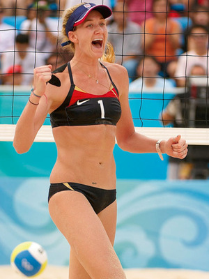 Olympian Kerri Walsh Jennings Talks About What's Most Important: Family