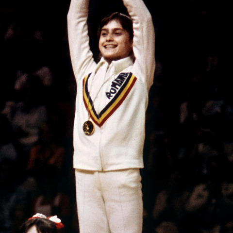 Nadia Comaneci tumbled her way into the world's heart with her performance at the 1976 Montreal Olympics and was the first to be given a perfect 10 in an Olympic gymnastics event.