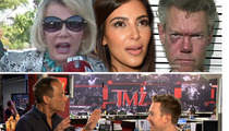 TMZ Live -- Joan Rivers ... I'm The White Rosa Parks