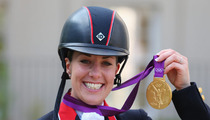 Nigel Lythgoe's Niece Charlotte Dujardin Gold Medals Twice in Olympics