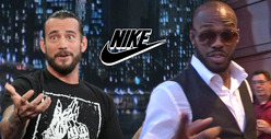 WWE Star C.M. Punk BLASTS Nike -- Signing Bones Jones is Wrong ... He&#039;s a TERRIBLE Role Model