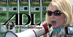 Joan Rivers to Anti-Defamation League -- 'Shut the F**k Up!'