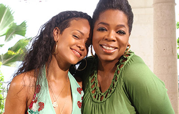 """Rihanna Opens Up to Oprah About Chris Brown -- """"It Was Humiliating""""!"""