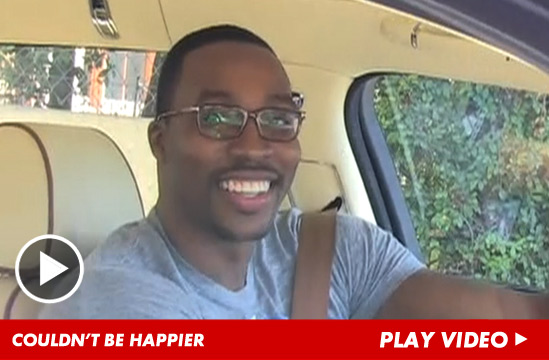 > Dwight Howard All Smiles After Lakers Deal! (pic) - Photo posted in BX SportsCenter | Sign in and leave a comment below!