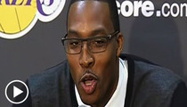 Dwight Howard -- Whips Out His Best Kobe Bryant