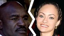 Evander Holyfield -- Finally KOs Divorce