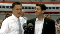 Mitt Romney -- Screws up Running Mate Intro, Calls Him 'Next President'