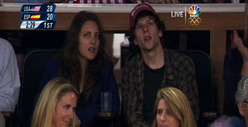 Jesse Eisenberg -- Confused for Mark Zuckerberg on National TV